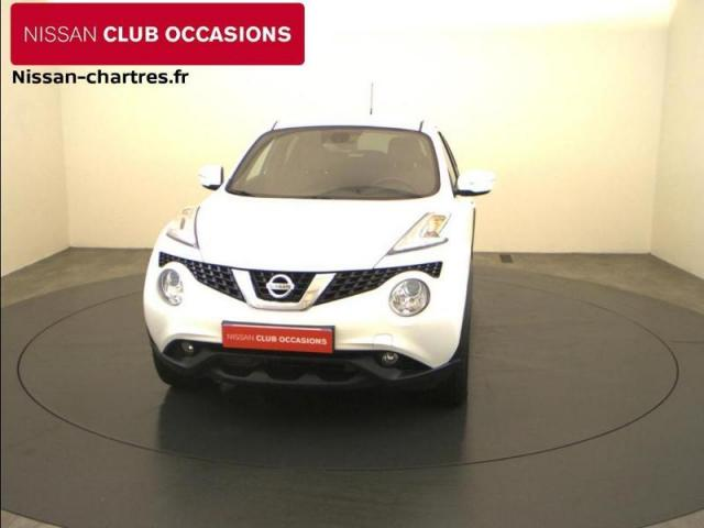 voiture occasion nissan juke 1 6l 117ch n connecta xtronic 2017 essence 28630 fontenay sur eure. Black Bedroom Furniture Sets. Home Design Ideas