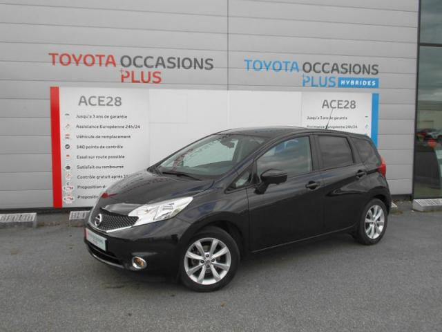 voiture occasion nissan note 1 2 dig s 98ch tekna cvt 2014 essence 28500 vernouillet eure et. Black Bedroom Furniture Sets. Home Design Ideas