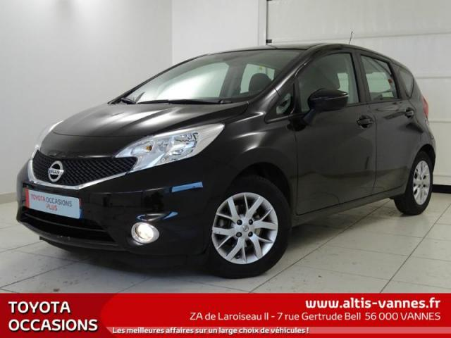 voiture occasion nissan note 1 5 dci 90ch connect edition. Black Bedroom Furniture Sets. Home Design Ideas