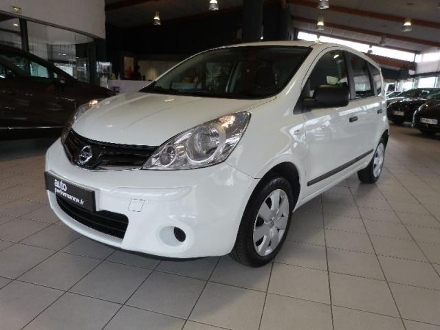 voiture occasion nissan note 1 5 dci 90ch visia 2012. Black Bedroom Furniture Sets. Home Design Ideas