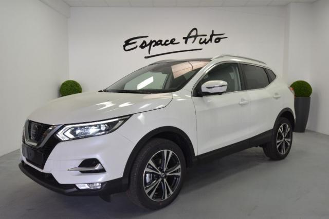 voiture occasion nissan qashqai 1 2 dig t 115ch n connecta. Black Bedroom Furniture Sets. Home Design Ideas