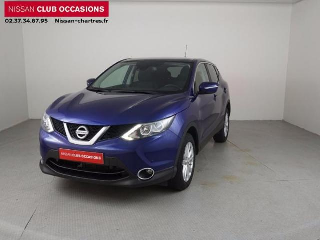 voiture occasion nissan qashqai 1 2l dig t 115ch connect edition 2014 essence 28630 fontenay sur. Black Bedroom Furniture Sets. Home Design Ideas