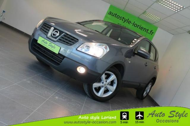Voiture occasion nissan qashqai 1 5 dci 106ch acenta pack for Garage nissan lorient