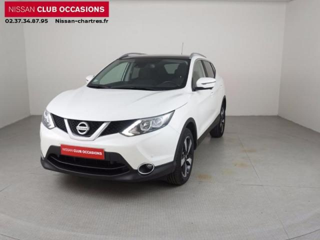 voiture occasion nissan qashqai 1 5 dci 110ch connect edition 2015 diesel 28630 fontenay sur. Black Bedroom Furniture Sets. Home Design Ideas