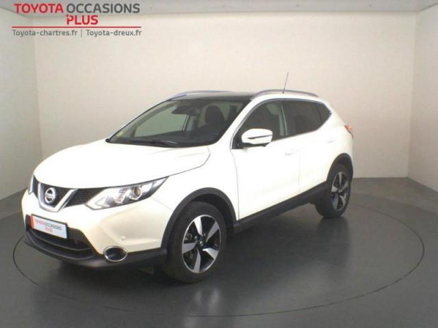 voiture occasion nissan qashqai 1 5 dci 110ch connect edition euro6 2015 diesel 28110 luc eure. Black Bedroom Furniture Sets. Home Design Ideas