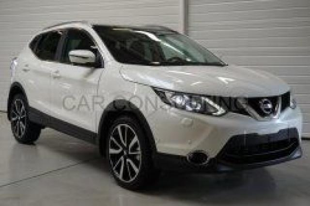 voiture occasion nissan qashqai 1 5 dci 110ch e6 connect. Black Bedroom Furniture Sets. Home Design Ideas