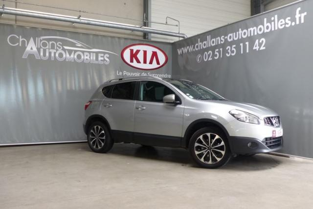 voiture occasion nissan qashqai 1 5 dci 110ch fap connect edition 2012 diesel 85300 challans. Black Bedroom Furniture Sets. Home Design Ideas