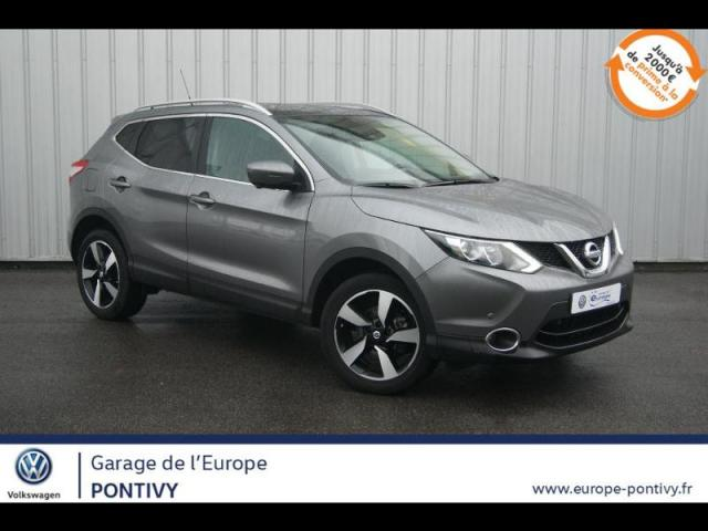 voiture occasion nissan qashqai 1 5 dci 110ch n connecta 2016 diesel 56300 pontivy morbihan. Black Bedroom Furniture Sets. Home Design Ideas