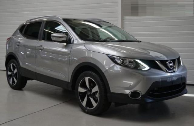 voiture occasion nissan qashqai 1 5 dci 110ch n connecta. Black Bedroom Furniture Sets. Home Design Ideas