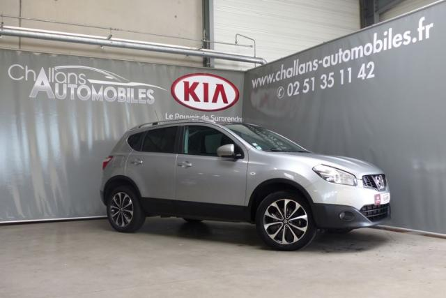 voiture occasion nissan qashqai 1 6 dci 130ch connect edition 2012 diesel 85300 challans vend e. Black Bedroom Furniture Sets. Home Design Ideas