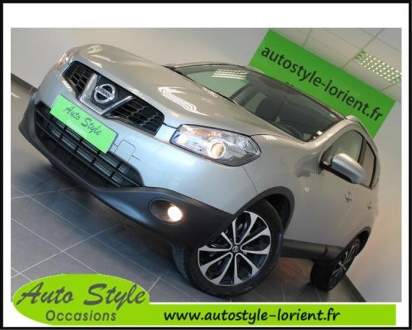 voiture occasion nissan qashqai 1 6 dci 130ch fap stop start connect edition 2012 diesel 56600. Black Bedroom Furniture Sets. Home Design Ideas