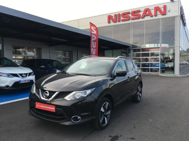 voiture occasion nissan qashqai 1 6 dci 130ch n connecta 2016 diesel 35510 cesson s vign ille. Black Bedroom Furniture Sets. Home Design Ideas