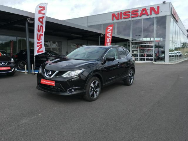 voiture occasion nissan qashqai 1 6 dci 130ch n connecta xtronic 2016 diesel 35510 cesson. Black Bedroom Furniture Sets. Home Design Ideas