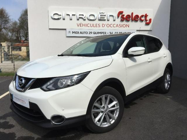 voiture occasion nissan qashqai 1 6 dci 130 edition all mode 4x4 i 2014 diesel 29000 quimper. Black Bedroom Furniture Sets. Home Design Ideas