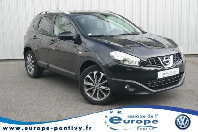 voiture occasion nissan qashqai 1 6 dci 130ch tekna 2013 diesel 56300 pontivy morbihan. Black Bedroom Furniture Sets. Home Design Ideas