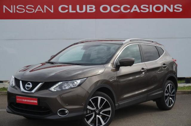 voiture occasion nissan qashqai 1 6 dci 130ch tekna 2015 diesel 28630 fontenay sur eure eure et. Black Bedroom Furniture Sets. Home Design Ideas