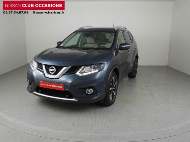 voiture occasion nissan x trail 1 6 dci 130ch tekna xtronic 2016 diesel 28630 fontenay sur eure. Black Bedroom Furniture Sets. Home Design Ideas