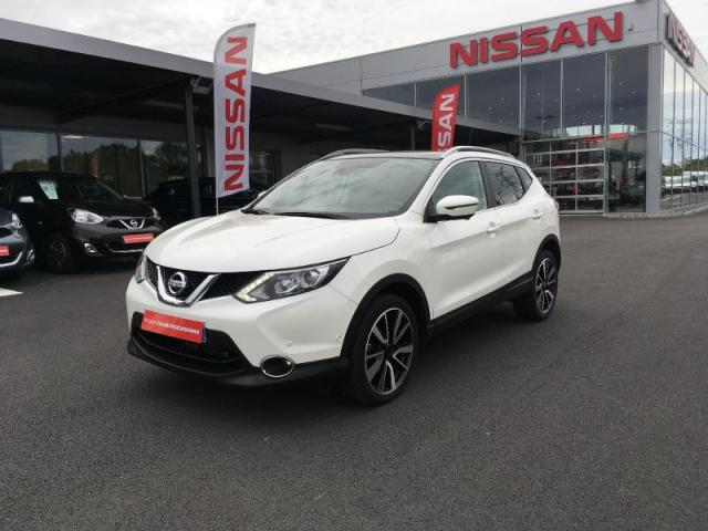 voiture occasion nissan qashqai 1 6 dci 130ch tekna. Black Bedroom Furniture Sets. Home Design Ideas