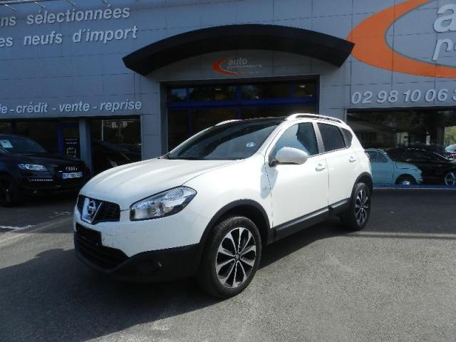 voiture occasion nissan qashqai 2 0 dci150 connect edition 2011 diesel 29000 quimper finist re. Black Bedroom Furniture Sets. Home Design Ideas