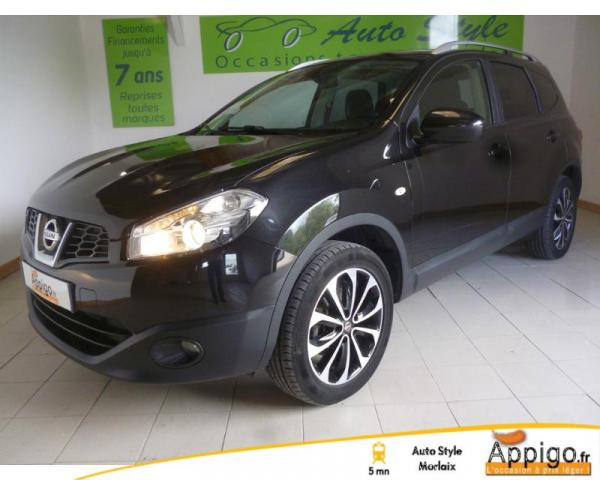 voiture occasion nissan qashqai 2 1 5 dci 110ch fap connect edition 2012 diesel 29600 saint. Black Bedroom Furniture Sets. Home Design Ideas
