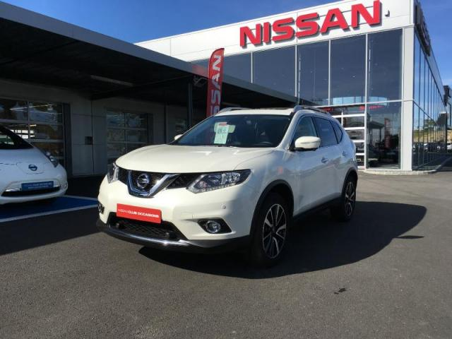 voiture occasion nissan x trail 1 6 dci 130ch connect edition euro6 7 places 2016 diesel 35510. Black Bedroom Furniture Sets. Home Design Ideas