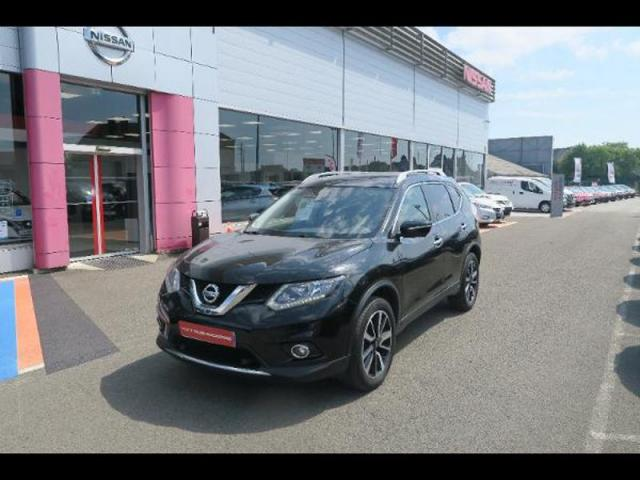 voiture occasion nissan x trail 1 6 dci 130ch n connecta 2017 diesel 35510 cesson s vign ille. Black Bedroom Furniture Sets. Home Design Ideas