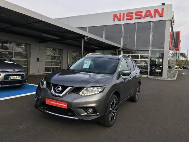 voiture occasion nissan x trail 1 6 dci 130ch n connecta. Black Bedroom Furniture Sets. Home Design Ideas