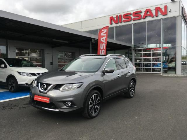voiture occasion nissan x trail 1 6 dci 130ch n connecta euro6 7 places 2016 diesel 35510 cesson. Black Bedroom Furniture Sets. Home Design Ideas