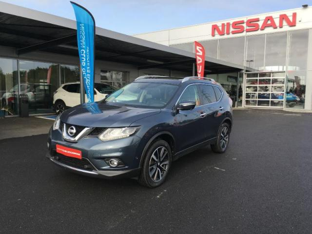 voiture occasion nissan x trail 1 6 dci 130ch tekna 7 places 2014 diesel 35510 cesson s vign. Black Bedroom Furniture Sets. Home Design Ideas