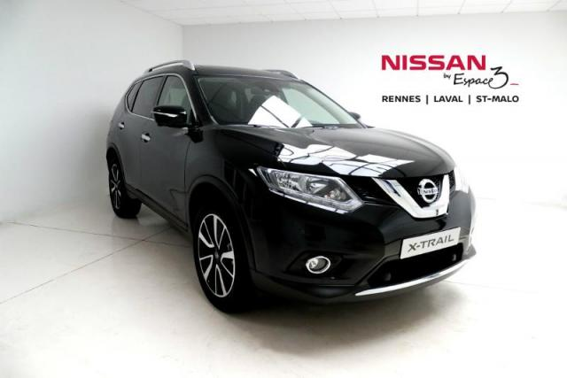 voiture occasion nissan x trail 1 6 dci 130ch tekna euro6 2017 diesel 35510 cesson s vign ille. Black Bedroom Furniture Sets. Home Design Ideas