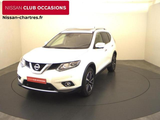 voiture occasion nissan x trail 1 6 dci 130ch tekna euro6 7 places 2016 diesel 28630 fontenay. Black Bedroom Furniture Sets. Home Design Ideas