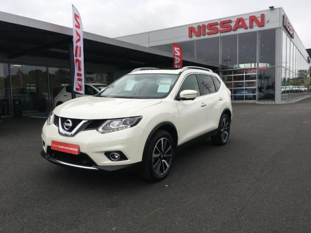 voiture occasion nissan x trail 1 6 dci 130ch tekna xtronic euro6 7 places 2016 diesel 35510. Black Bedroom Furniture Sets. Home Design Ideas