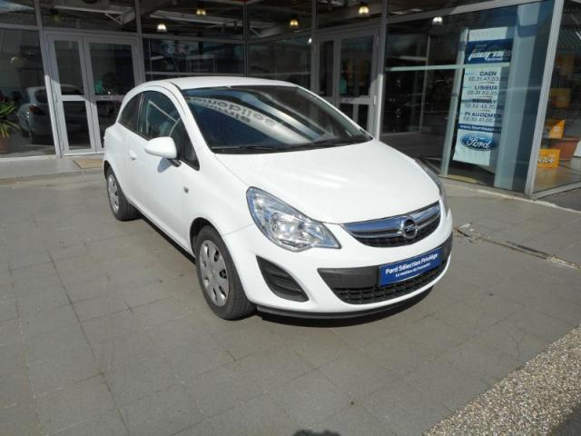 voiture occasion opel corsa 1 2 twinpt edition gpl 3p 2012 gpl 14200 h rouville saint clair. Black Bedroom Furniture Sets. Home Design Ideas