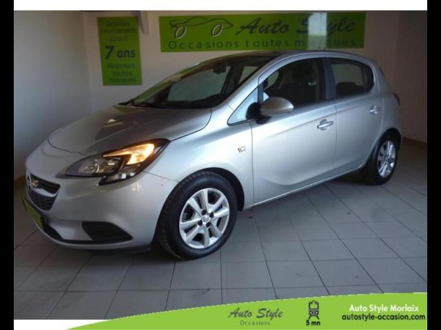 voiture occasion opel corsa 1 3 cdti 75ch edition 5p 2016 diesel 29600 saint martin des champs. Black Bedroom Furniture Sets. Home Design Ideas