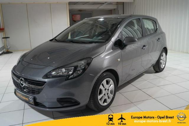 voiture occasion opel corsa 1 4 90ch edition 5p 2015 essence 29200 brest finist re votreautofacile. Black Bedroom Furniture Sets. Home Design Ideas