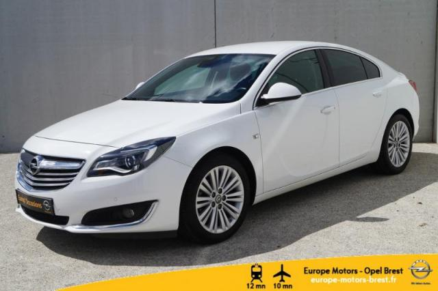 voiture occasion opel insignia 2 0 cdti ecoflex 120ch cosmo start stop 5p 2014 diesel 29200. Black Bedroom Furniture Sets. Home Design Ideas