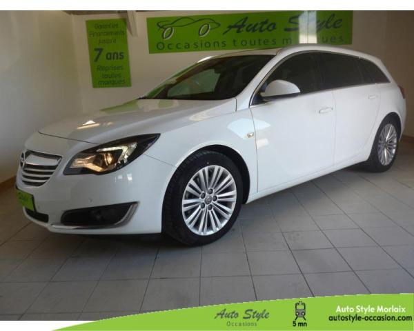 voiture occasion opel insignia sports tourer 2 0 cdti ecoflex 140ch cosmo start stop 2014 diesel. Black Bedroom Furniture Sets. Home Design Ideas