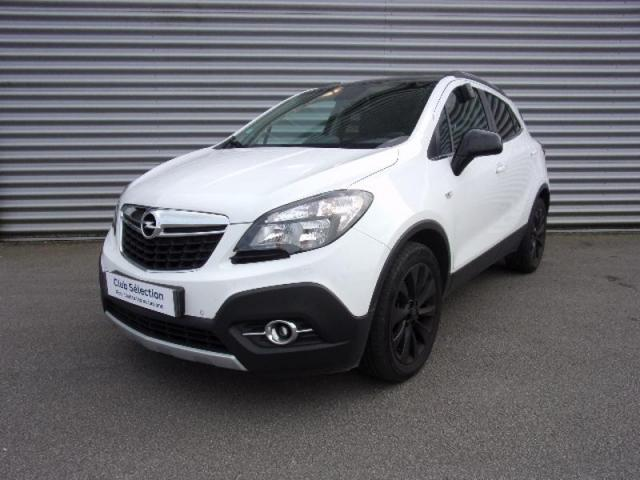 voiture occasion opel mokka 1 6 cdti 136ch color edition ecoflex start stop 4x2 2015 diesel. Black Bedroom Furniture Sets. Home Design Ideas