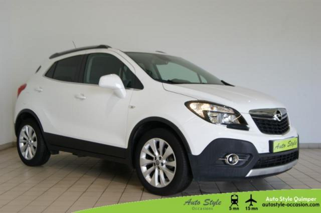 voiture occasion opel mokka 1 6 cdti 136ch cosmo ecoflex start stop 4x2 2015 diesel 29000. Black Bedroom Furniture Sets. Home Design Ideas