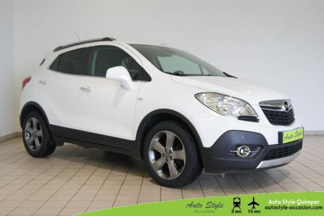 voiture occasion opel mokka 1 7 cdti 130ch cosmo ecoflex. Black Bedroom Furniture Sets. Home Design Ideas
