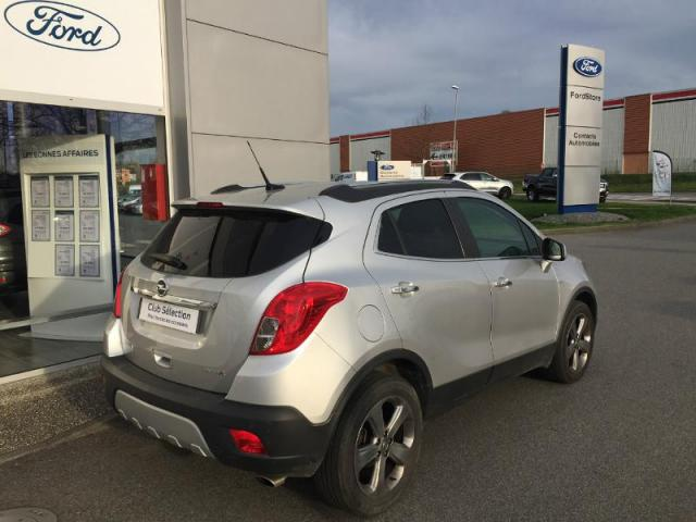 voiture occasion opel mokka 1 7 cdti 130ch cosmo pack ecoflex start stop 4x2 2013 diesel 35510. Black Bedroom Furniture Sets. Home Design Ideas