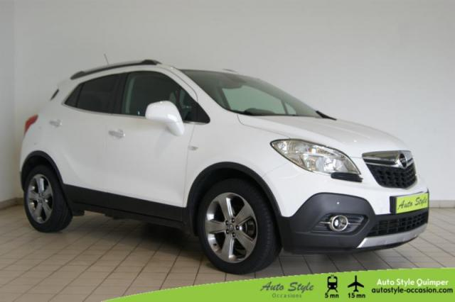 voiture occasion opel mokka 1 7 cdti 130ch cosmo pack ecoflex start stop 4x2 2014 diesel 29000. Black Bedroom Furniture Sets. Home Design Ideas