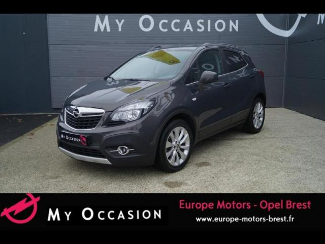 voiture occasion opel mokka 1 7 cdti 130ch cosmo pack ecoflex start stop 4x4 2014 diesel 29200. Black Bedroom Furniture Sets. Home Design Ideas