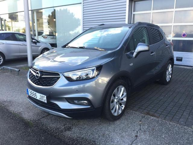 voiture occasion opel mokka 1 4 turbo 140ch edition 4x2 2017 essence 44800 saint herblain loire. Black Bedroom Furniture Sets. Home Design Ideas