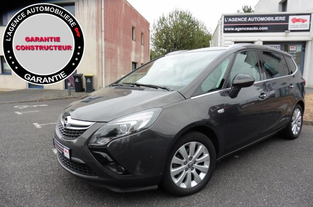 voiture occasion opel zafira tourer 2 0 cdti 130ch cosmo 7 places 2013 diesel 56000 vannes. Black Bedroom Furniture Sets. Home Design Ideas
