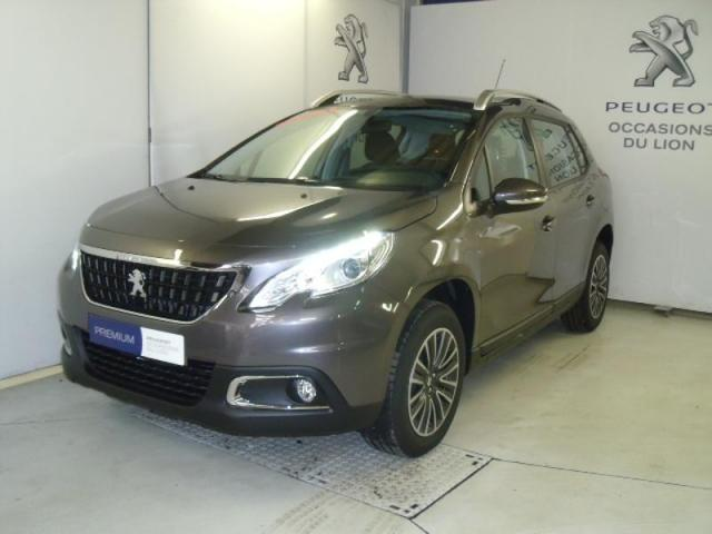 Voiture occasion peugeot 2008 1 2 puretech 110ch active for Garage peugeot lannion 22300