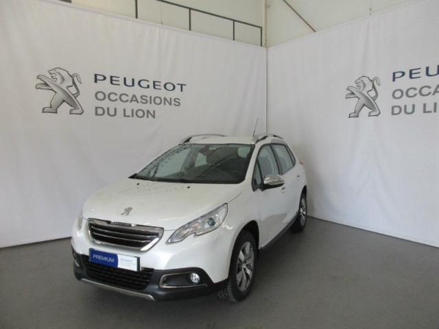 voiture occasion peugeot 2008 1 2 puretech 110ch allure s s eat6 2016 essence 50200 coutances. Black Bedroom Furniture Sets. Home Design Ideas