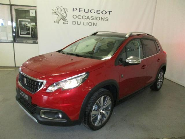 voiture occasion peugeot 2008 1 2 puretech 110ch crossway s s 2017 essence 50200 coutances. Black Bedroom Furniture Sets. Home Design Ideas