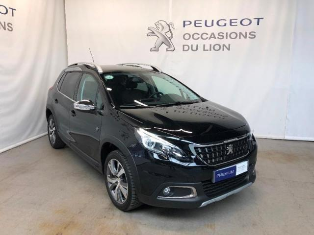 voiture occasion peugeot 2008 1 2 puretech 110ch crossway. Black Bedroom Furniture Sets. Home Design Ideas