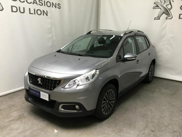 voiture occasion peugeot 2008 1 2 puretech 82ch active s s etg5 2016 essence 14100 lisieux. Black Bedroom Furniture Sets. Home Design Ideas